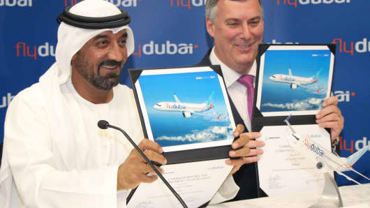 DUBAI: Flydubai commits to 175 737 Max aircraft