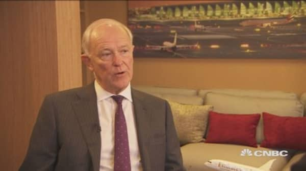 Risk averse boards at airlines, impacting A380 sales: Emirates president