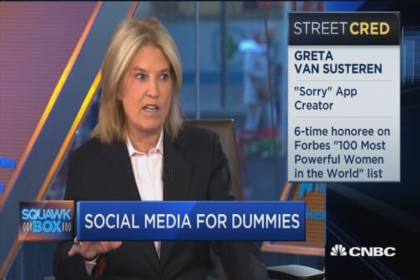 Greta Van Susteren: Navigating social media