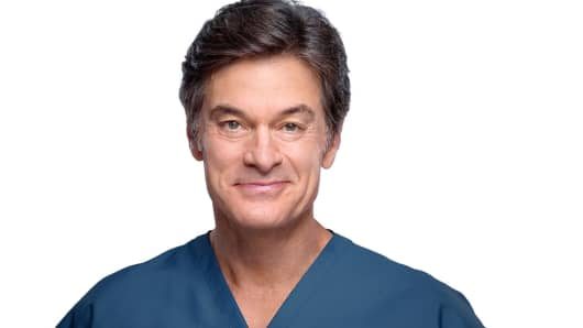 Dr. Mehmet Oz of ABC's The Dr. Oz Show is now a board member of the Kairos Fund