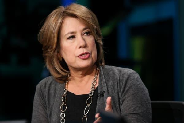 Sheila Bair, former Chair of the FDIC.