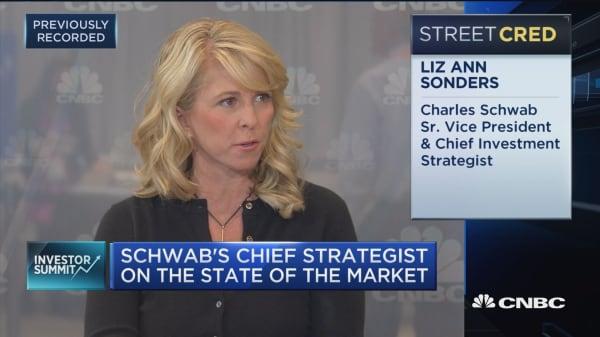 Schwab Chief Investment Strategist, Liz Ann Sonders