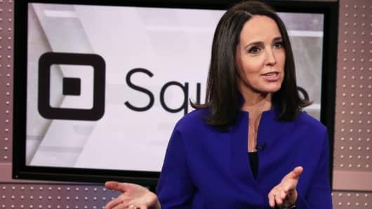 Sarah Friar, CFO, Square