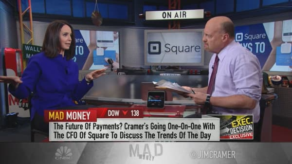 Square CFO experimenting with bitcoin