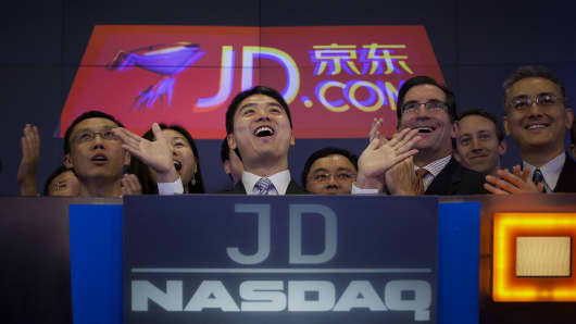 Jd To Raise 25 Billion For A Stake In Its Logistics Business