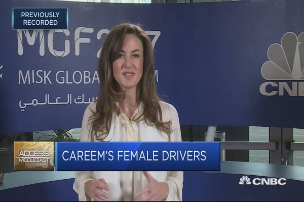 Careem's women drivers are technology changing lives