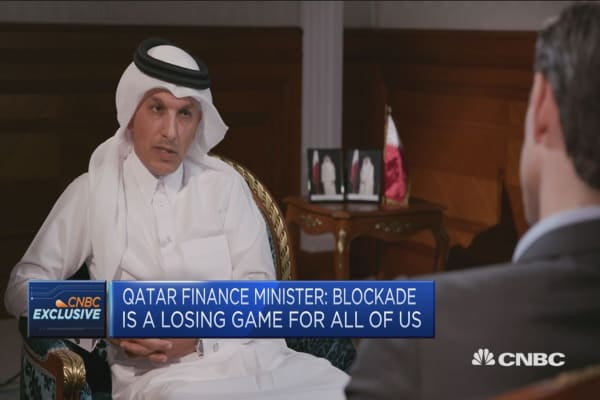 Qatar blockade a losing game for all of us