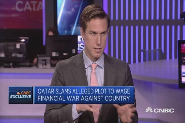 Qatar finance minister: FX sabotage attempts won't work