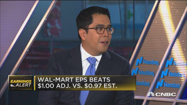 Wal-Mart posted 'great numbers' in third quarter: KeyBanc's Edward Yruma