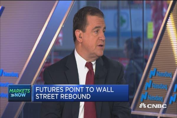 Bull market not over because earnings environment is still good: Bob Doll