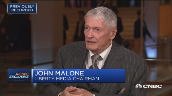 Liberty Media's John Malone: We've had 4 approaches for Charter