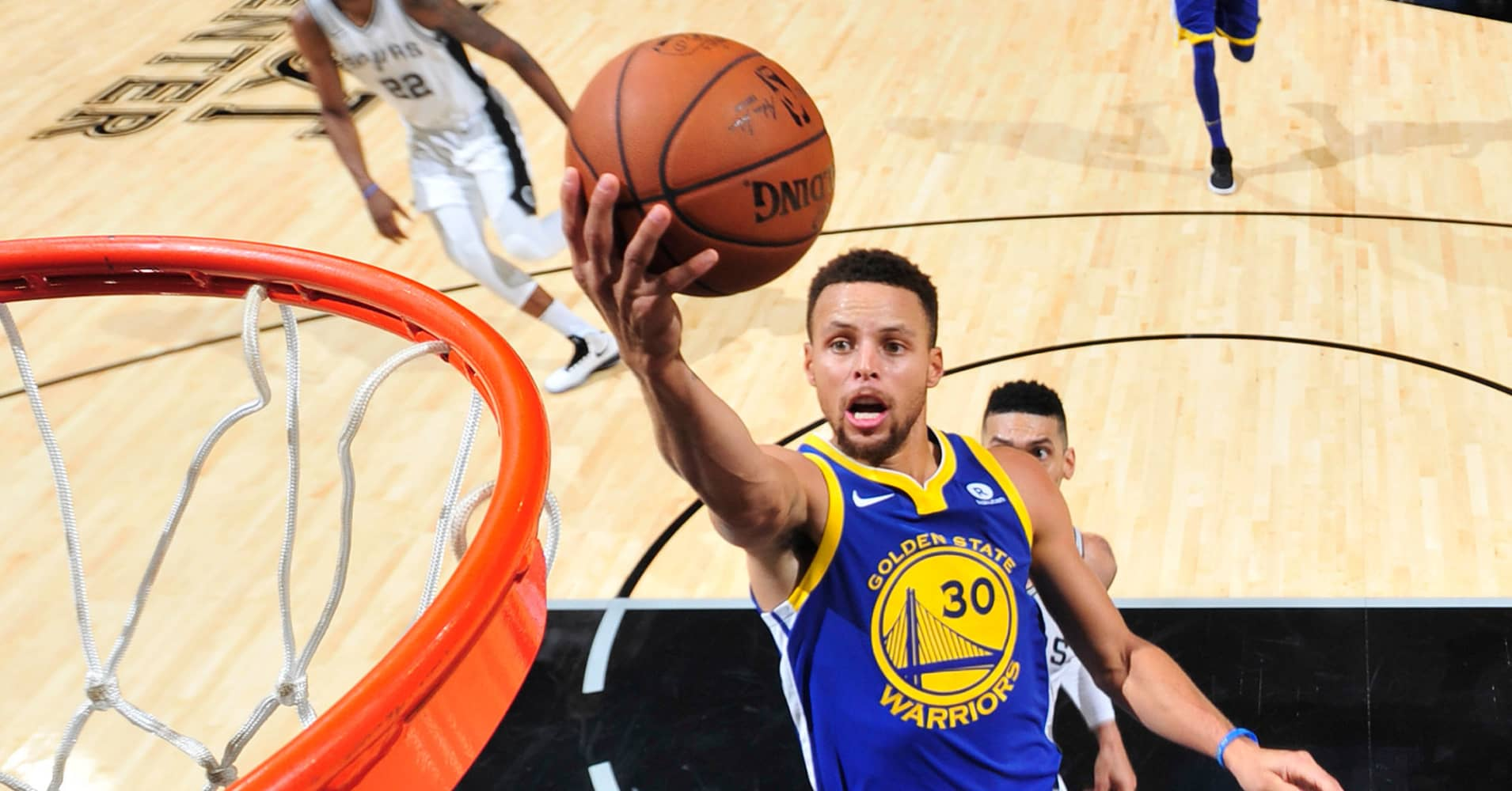 Stephen Curry is the highest paid player in the NBA