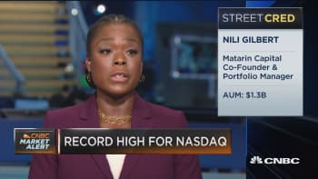 Matarin Capital's Nili Gilbert on stock market: Upside will continue