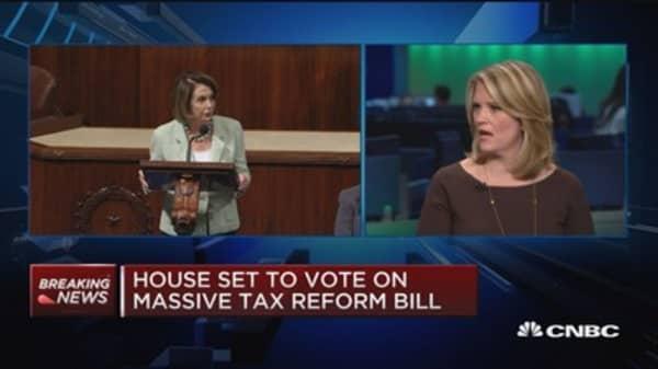 Sara Fagen: '70% chance of legislation passing'
