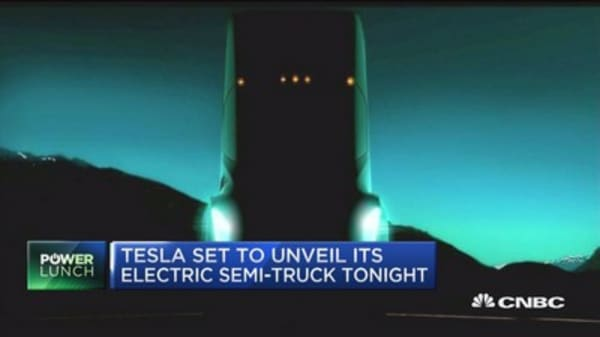 Tesla may not be able to keep up with production for Semi