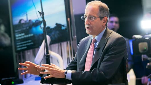 Brian Roberts, chairman and chief executive officer of Comcast