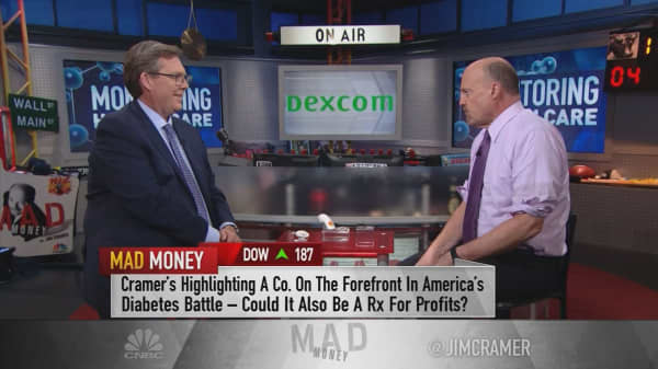 Dexcom CEO: We don't think patients will drop our feature-filled glucose monitors for Abbott's