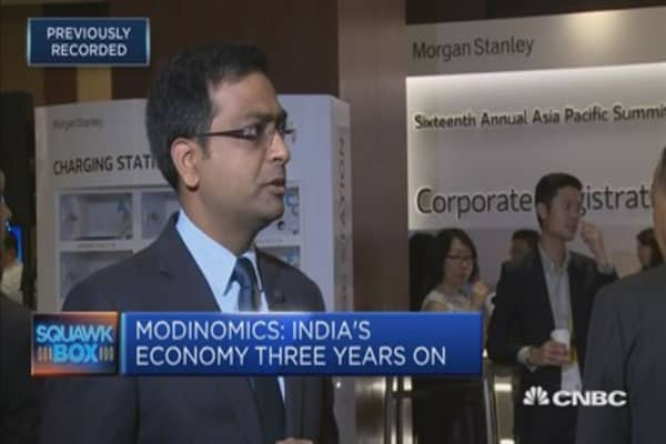 Morgan Stanley: India's digitization drive will spur growth