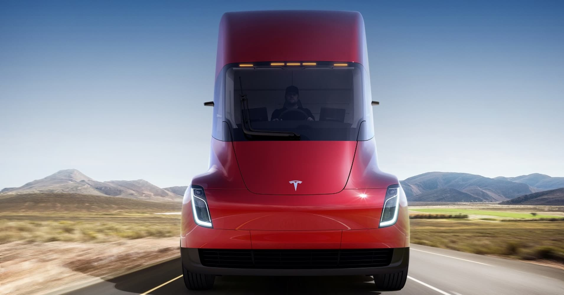 Wal-Mart says it's planning to test Tesla's new electric trucks