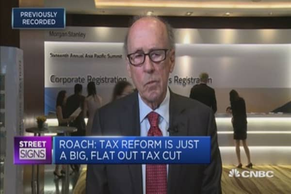 Are US tax cuts 'voodoo economics'?