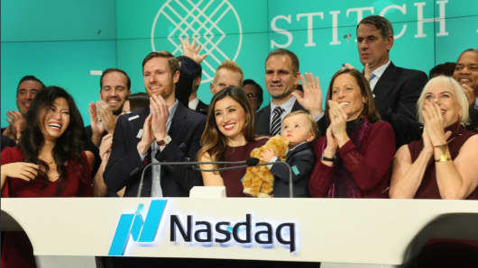 Stitch Fix's IPO was... fine. It was fine