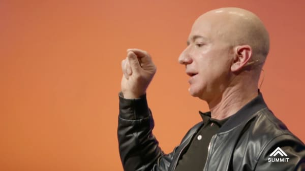 Here's the future Jeff Bezos saw for himself at 80, if he didn't found Amazon at 30