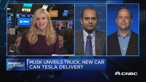 Can Tesla deliver with new innovative electric semi- truck?