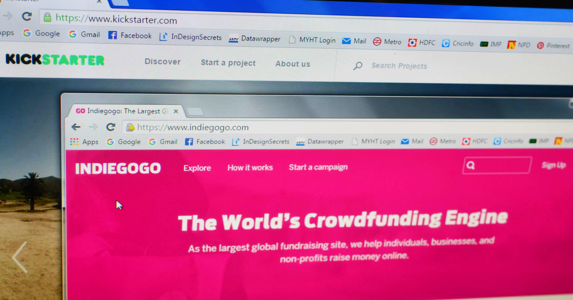 104850099 GettyImages 526054360.1910x1000 - Indiegogo expands crypto offering to let firms sell security tokens