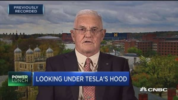 Bob Lutz: There's no secret sauce at Tesla