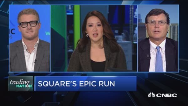 Trading Nation: Square's epic run