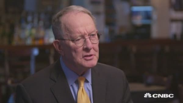 Sen. Lamar Alexander: Trump can do for immigration what Nixon did for China
