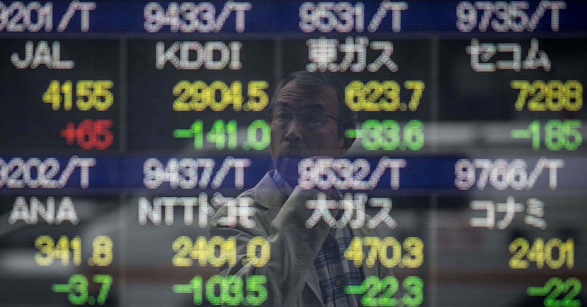 JP Morgan says Asian shares will go up as risks come down