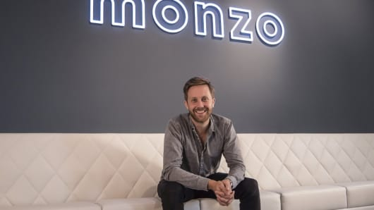 Tom Blomfield | Monzo
