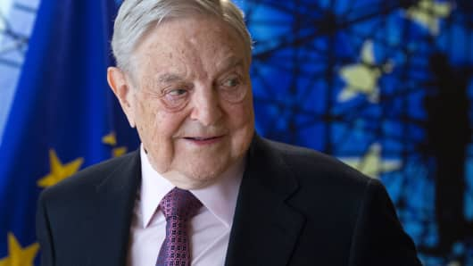 George Soros rejects Hungary's 'distortions and lies' on immigration