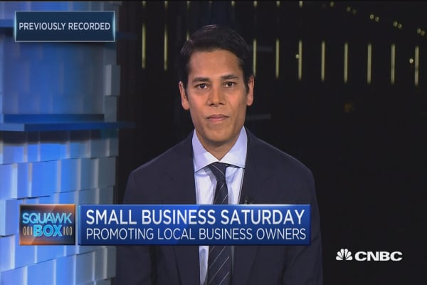 Nextdoor's push for Small Biz Saturday: CEO