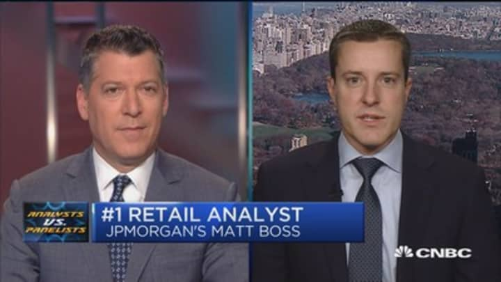 This retail analyst says to own Burlington, TJ Maxx not J.C. Penney