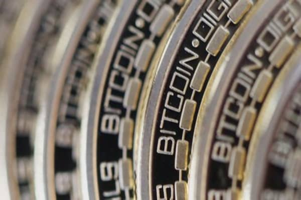 Bitcoins continues to shatter record