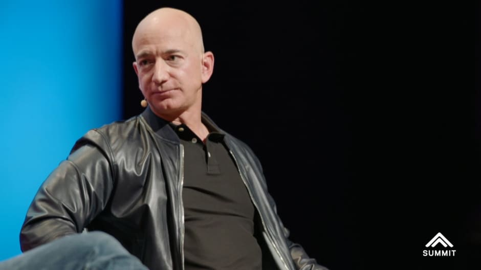 How Jeff Bezos Teaches His Kids Resourcefulness