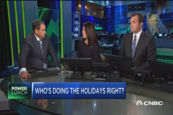 Here's what consumers want this holiday season: Former Saks CEO