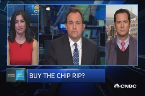 Trading Nation: Buy the chip rip?