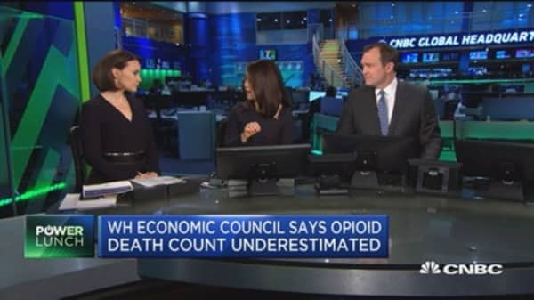 Opioid crisis price tag continues to grow