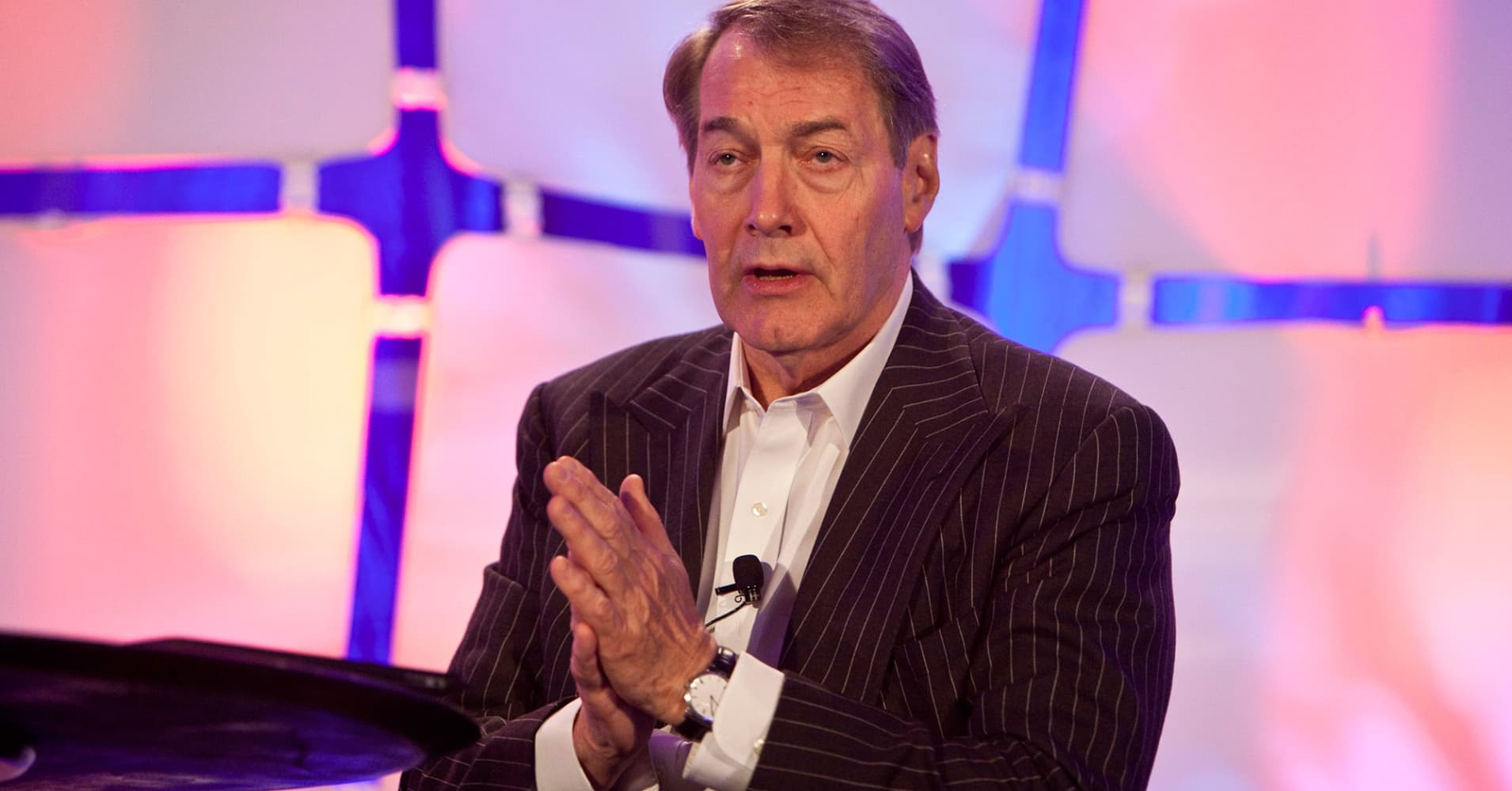 Eight women allege Charlie Rose sexually harassed them: Report
