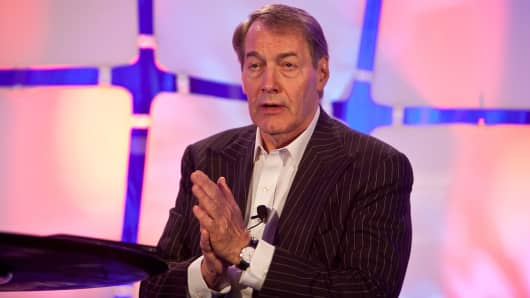 CBS News suspends anchor Charlie Rose amid sexual harassment allegations