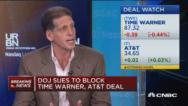 AT&T/Time Warner deal would make competitors have incentive to raise prices: Analyst