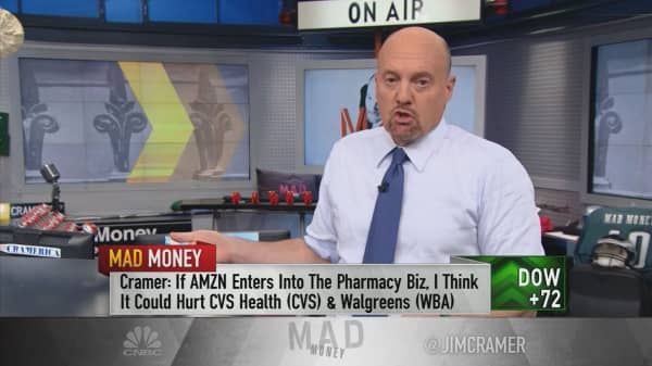 Cramer gets even more bullish on Netflix and Amazon after CNBC's interview with Liberty Media's John Malone
