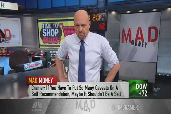Cramer: The bulls are right about Ollie's Bargain Outlet, but the bears may have a point