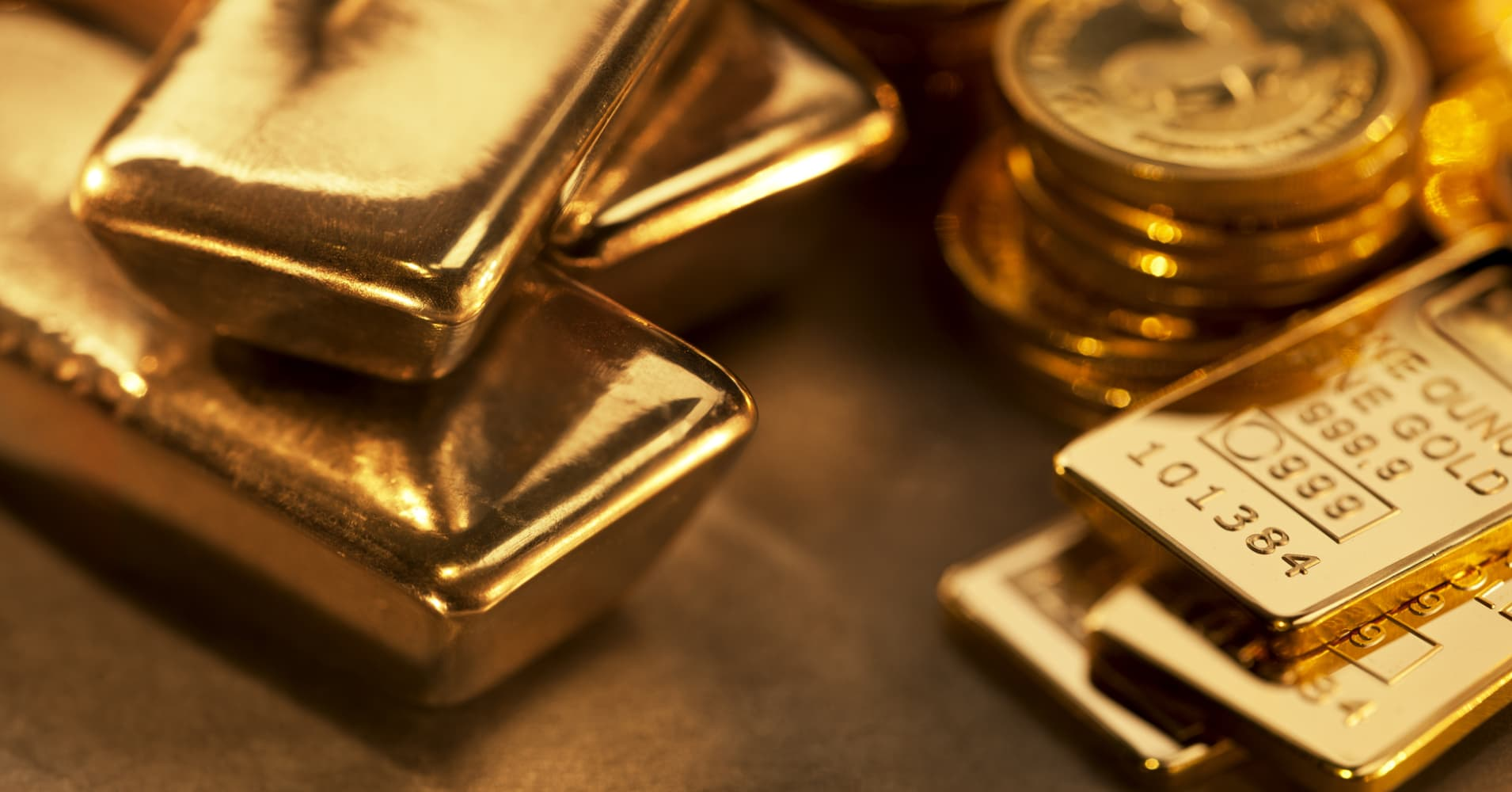 Gold buying by central banks hits its highest level in almost three years