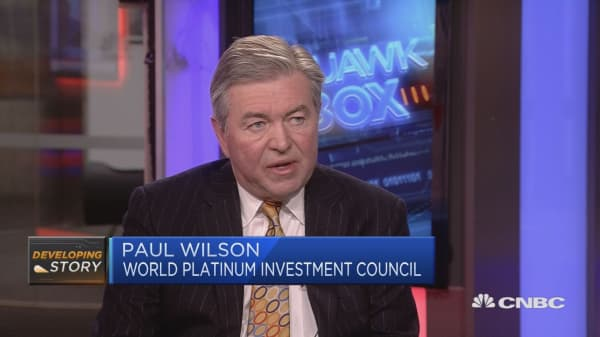 2018 will be a strong year for platinum, Zimbabwe could benefit: Pro