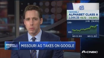 Missouri AG: I want the facts about Google's data collection