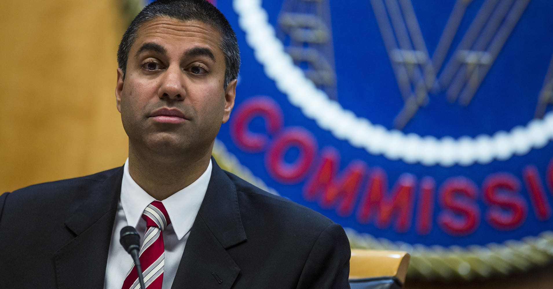 FCC Chairman Ajit Pai blasted everyone from Cher to Twitter for opposing his efforts to repeal net neutrality rules